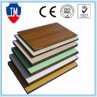 Jinmao Brand Top quality Fireproof hpl / high pressure laminated MgO board
