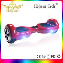 2015 New Arrival 6.5 inch big tire mini smart self balance scooter two wheel smart self balancing electric