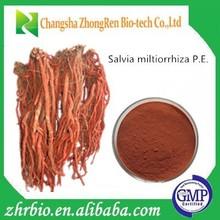 GMP factory supply 100% pure natural Tanshinone IIASalvia miltiorrhiza Extract