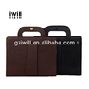 Hot new products for 2014 leather tablet cell phone bag case for apple ipad2/ipad3/ipad4