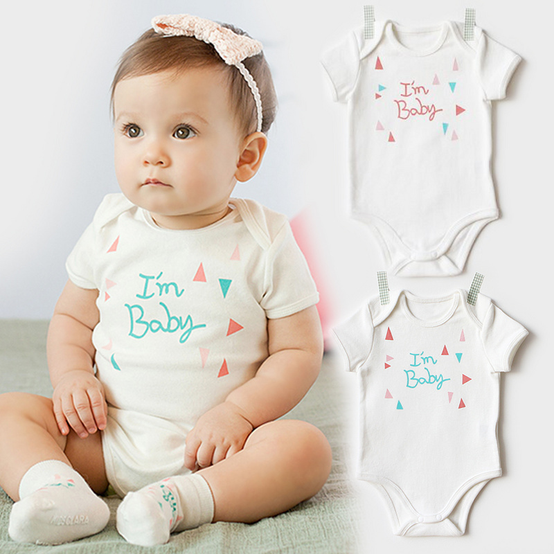Wholesale Wholesale Organic Baby Body Clothes Infant