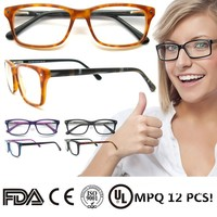hot new products for 2015 acetate girl's optical frame eyeglass frames wholesale