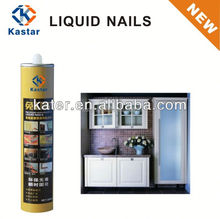 All purpose free liquid glue superior adhesion,weather resistance,waterproof
