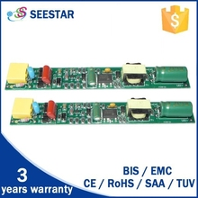 Non-isolated T5 T8 constant current led driver power supply with 3 years warrenty