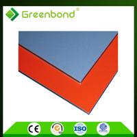 Greenbond wall stone cladding bubble wall water aluminum composite sheet