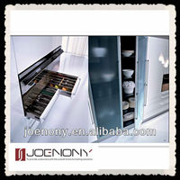 Good Quality White Lacquer kitchen Cabinet Design in China