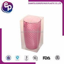 Wholesale new products plastic cup candle holder