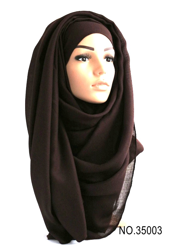 plain muslim Buy lina & lily plain color head wrap hijab muslim scarf for women (brown): shop top fashion brands fashion scarves at amazoncom free delivery and returns possible on eligible purchases.