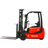 Economic AC 1.5-3.0T balance weight type electric Forklifts Machine