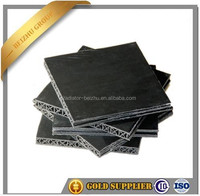 Recycled plastic formwork hollow plastic construction formwork