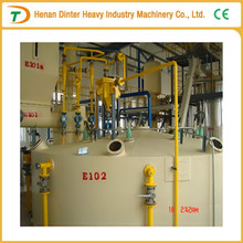 Dinter 300TPD Soybean Oil Production Line