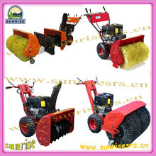 China snow throwing machine/ snow thrower