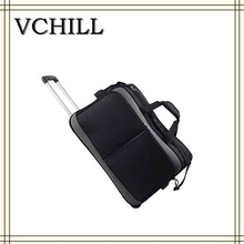 popular polyester trolley travel/bag of wheel
