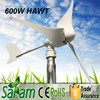 600W Hybrid Solar Wind Power Generation System