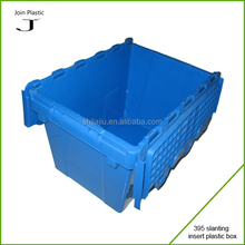 Wholesale solid plastic motorcycle storage box with lid