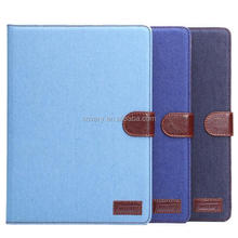 For Apple iPad 2 Case Holster Wallet Canvas