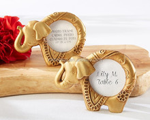 LUCKY GOLDEN ELEPHANT FRAME elephant theme product