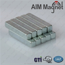 2012 most competitive of 25X12X6mm Block neodym magnet