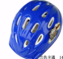 Supply kids toy bike helmet with six hole, bike parts factory