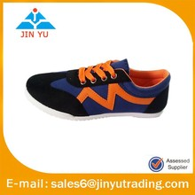 China supplier man shoes sports comfortable flat shoes