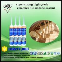 super strong high-grade ceramics tile silicone sealant