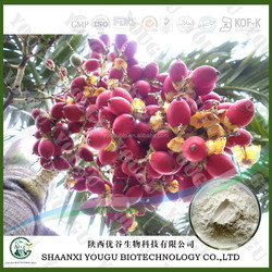 Saw Palmetto Fruit Extract , Saw Palmetto extract, 25% 45% Saw Palmetto extract