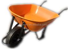 WHEEL BARROW WB7403 series/China high quality heavy duty WB7403 wheel barrow, factory professional technical , pu wheel or air w