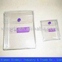 pvc file bag xmxdj-0213 fashion competitive price