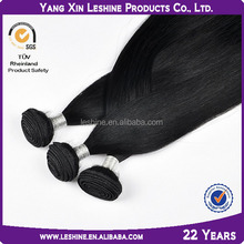 100% Human Virgin Unprocessed Hair Weft 2014 New Products Wholesale Plastic Hair Band