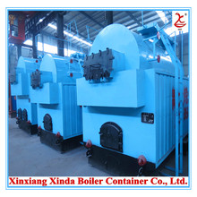 DZH series coal /wood heating boiler ,fuel coal,wood fired steam /hot water boiler for sale