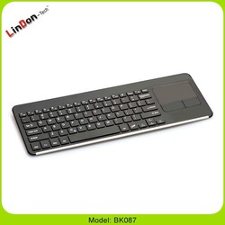 2015 New bluetooth keyboard with multi-touch touchpad, keyboard with 3.5 inch touchpad, keyboard touchpad with multi-touch navig