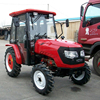 High quality DQ284 28HP 4x4 4WD Cheap Garden Tractor with Cabin for sale