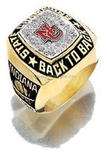 2014 Miami Heat Basketball Champions Jostens Commemorative Replica Ring