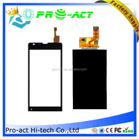 OEM Digitizer Touch + LCD Display Screen Assembly for Sony Xperia SP M35h M35i M35L C5302 C5303 C5306