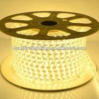 AC220V AC110V LED Rope Light SMD3528 IP65 High Voltage Flexible LED Strip