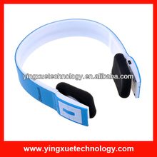 Bluetooth Wireless Sports High Definition Stereo Handsfree Headphone for iPhone Samsung Mobile Phone