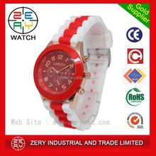R0601 (*^__^*) new type promotional quartz geneva watch japan movt water resistant