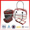 2014 New 4 pieces of Cosmetic Bag Set (ESC-C006)