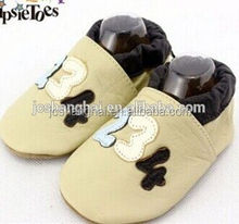 2015 new OEM from Turkey First Walkers Autumn Spring leather baby moccasins rainbow canvas shoes