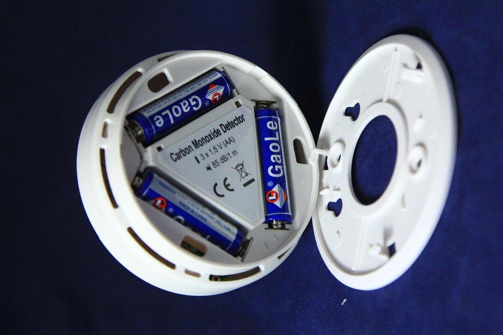 Жк CO угарный газ датчик отравление монитор сигнализации детектор белый угарный газ