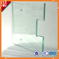 safety tempered glass polished edge , Tempered Glass Cut to Size
