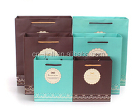 wholesale mini chocolate paepr packing bag