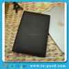 Hot Fashion TGD Black Color Genuine Litchi Leather Deluxe Wholesale Passport Holder Cover Fashion Passport Case