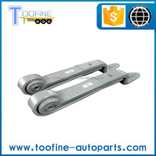 100*40 Silver Z-Type Leaf Spring For Bus