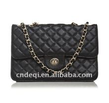 New design evening bag nylon quilted material