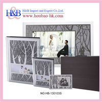 H&B Album With Place To Write Self-adhesive Page Photo Album
