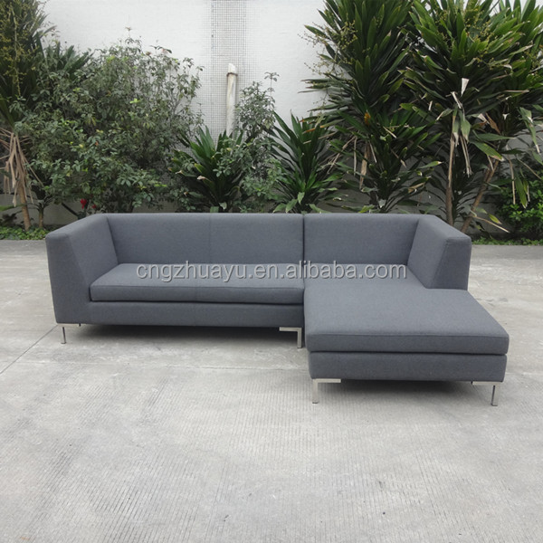 Modern Leather Sofa Replica Charles Sofa Buy Modern