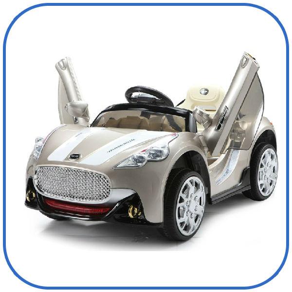 elektrische spielzeugauto f r kinder mit fernbedienung. Black Bedroom Furniture Sets. Home Design Ideas