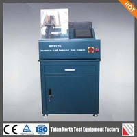 Common rail testing equipment auto electrical fuel injector tester