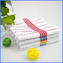 custom 100% cotton printed tea towel